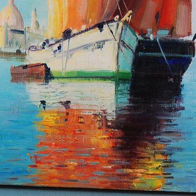 Watercolour Chalice 046