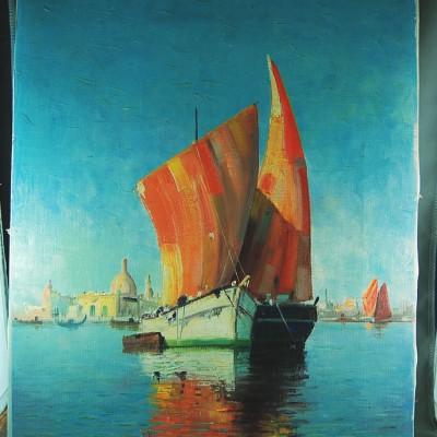 Watercolour Chalice 050