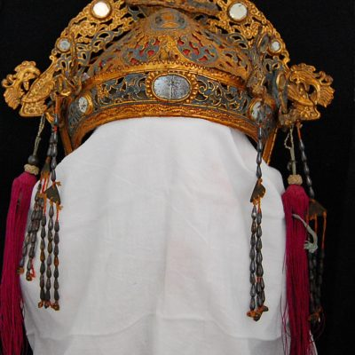 Chinese Headdress 002