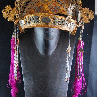 Chinese Headdress 017