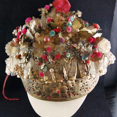 Chinese Headdress 037
