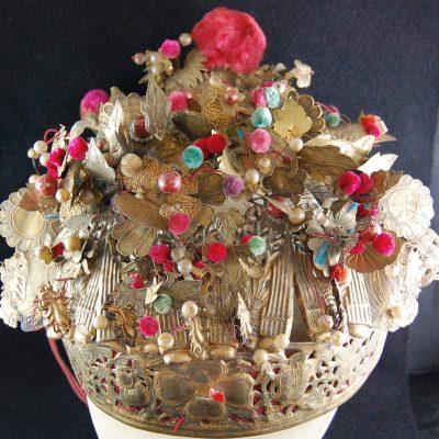 Chinese Headdress 038