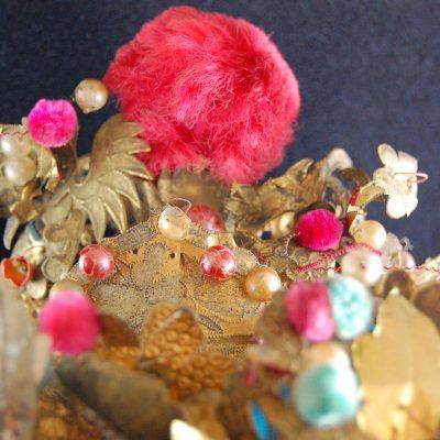 Chinese Headdress 041