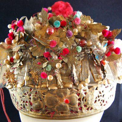 Chinese Headdress 045