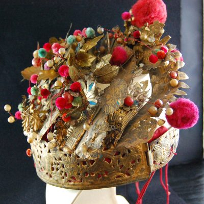 Chinese Headdress 050